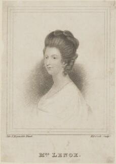 Charlotte Lennox (née Ramsay), by Henry Richard Cook, after  Sir Joshua Reynolds - NPG D14541