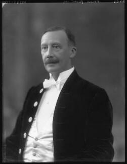 Dennis Henry Herbert, 1st Baron Hemingford, by Bassano Ltd - NPG x36512