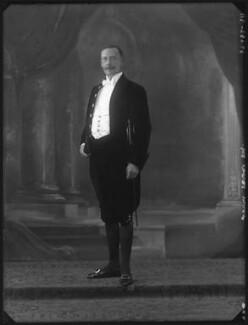 Dennis Henry Herbert, 1st Baron Hemingford, by Bassano Ltd - NPG x36513