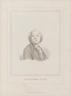 Christoph Willibald Glück, published by W. Pinnock, published 1 July 1823 - NPG D14559 - © National Portrait Gallery, London