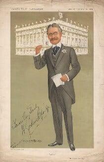 Harry Gordon Selfridge Sr ('Men of the Day. No. 1308.