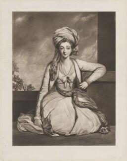 Mary Gwyn (née Horneck), after Sir Joshua Reynolds - NPG D14571