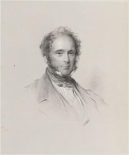 Henry John Temple, 3rd Viscount Palmerston, after George Richmond - NPG D14575