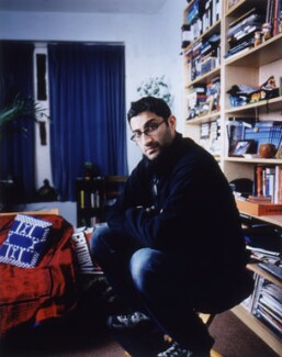 Asif Kapadia, by James Galloway, February 2003 - NPG  - © James Galloway