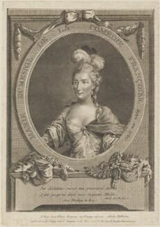 Marie Françoise Dumesnil, by Unknown engraver - NPG D14591