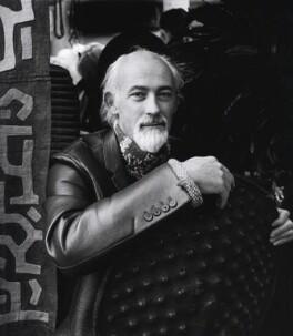 Ross Lovegrove, by Laurence Cendrowicz - NPG x126113