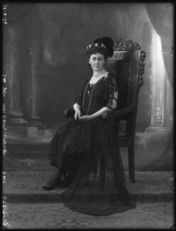 Katherine Frances Thesiger (née Wallace), by Bassano Ltd - NPG x36524