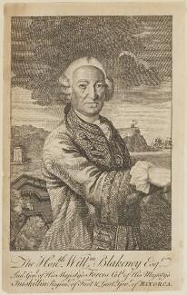 William Blakeney, Baron Blakeney, after Sir George Chalmers - NPG D14631