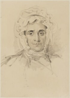 Lucy Lawrence (née Read), by Frederick Christian Lewis Sr, after  Sir Thomas Lawrence - NPG D14638