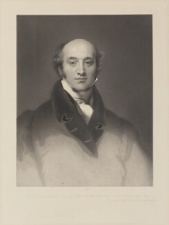Sir Thomas Lawrence, by George Thomas Doo, after  Sir Thomas Lawrence - NPG D14640