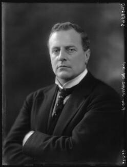 Edmund Ashworth Radford, by Bassano Ltd, 20 July 1926 - NPG x36575 - © National Portrait Gallery, London