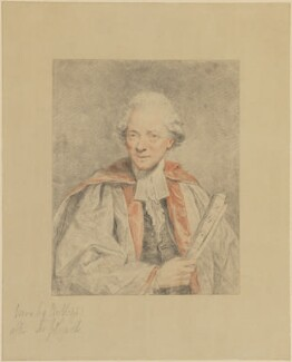 Charles Burney, by Francesco Bartolozzi, after  Sir Joshua Reynolds - NPG D14662