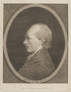 Muzio Clementi, published by William Richardson - NPG D14664