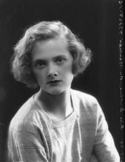 Daphne Du Maurier, by Bassano Ltd - NPG x26607