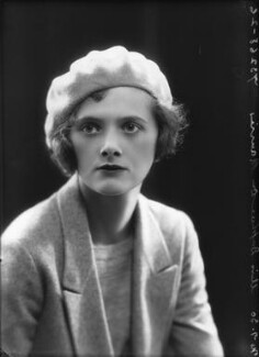 Daphne Du Maurier, by Bassano Ltd - NPG x26608