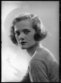 Daphne Du Maurier, by Bassano Ltd - NPG x30292
