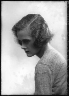 Daphne Du Maurier, by Bassano Ltd - NPG x30294