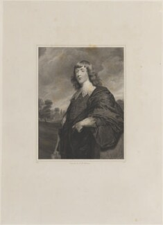 George John Spencer, 2nd Earl Spencer, by John Henry Robinson, after  Sir Joshua Reynolds - NPG D14671