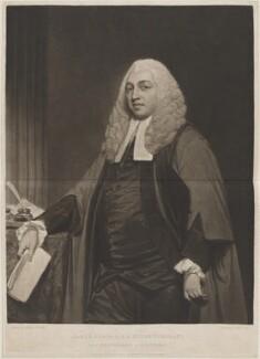James Adair, by Charles Howard Hodges, published by  John Boydell, and published by  Josiah Boydell, after  George Romney - NPG D14712