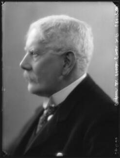 Sir Charles William Chadwick Oman, by Bassano Ltd - NPG x36591