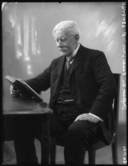 Sir Charles William Chadwick Oman, by Bassano Ltd - NPG x36592