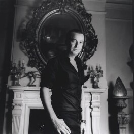 Julien Macdonald, by Laurence Cendrowicz - NPG x126114