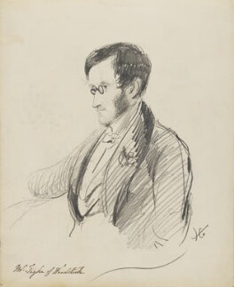 William Frederick Fownes Tighe, by Hon. Henry Richard Graves - NPG D18085(6)