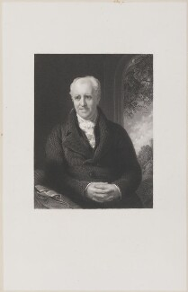 George Crabbe, after Thomas Phillips - NPG D14722