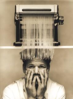 Gordon Ramsay, by Tim MacPherson - NPG x68299
