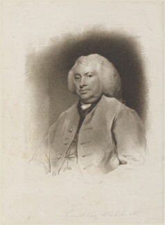 Sir John Eardley Wilmot, by William Evans, published by  T. Cadell & W. Davies, after  Sir Joshua Reynolds - NPG D14726