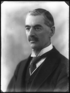 Neville Chamberlain, by Bassano Ltd - NPG x81134