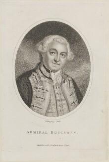 Edward Boscawen, by John Chapman - NPG D14736