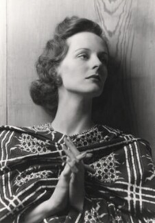 Penelope Dudley-Ward, by Cecil Beaton - NPG x14235