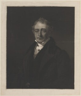 Unknown man, by Charles Turner - NPG D14752