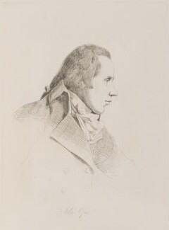 John Opie, by William Daniell, after  George Dance - NPG D14764