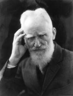 George Bernard Shaw, by Bassano Ltd - NPG x19074