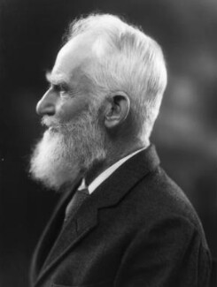 George Bernard Shaw, by Bassano Ltd - NPG x19078