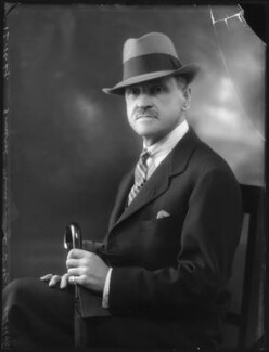 Somerset Maugham, by Bassano Ltd - NPG x81150