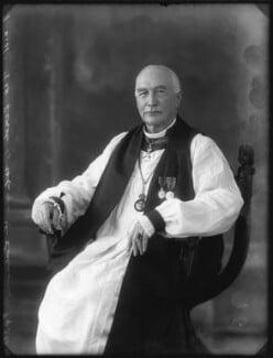 Arthur Foley Winnington-Ingram, by Bassano Ltd, 1 June 1931 - NPG x21911 - © National Portrait Gallery, London