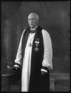 Arthur Foley Winnington-Ingram, by Bassano Ltd, 1 June 1931 - NPG x21912 - © National Portrait Gallery, London