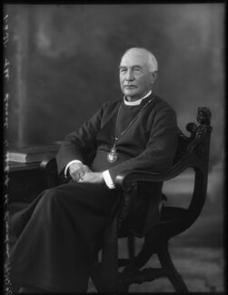 Arthur Foley Winnington-Ingram, by Bassano Ltd, 1 June 1931 - NPG x21913 - © National Portrait Gallery, London