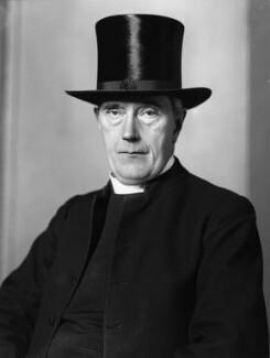 William Ralph Inge, by Bassano Ltd, 3 July 1931 - NPG x19212 - © National Portrait Gallery, London