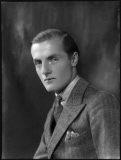George Francis Child-Villiers, 9th Earl of Jersey, by Bassano Ltd, 19 October 1931 - NPG x34477 - © National Portrait Gallery, London