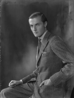 George Francis Child-Villiers, 9th Earl of Jersey, by Bassano Ltd, 19 October 1931 - NPG x34478 - © National Portrait Gallery, London