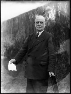 George Lansbury, by Bassano Ltd - NPG x81163