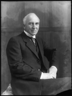 John Allsebrook Simon, 1st Viscount Simon, by Bassano Ltd - NPG x81169