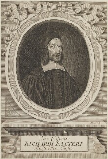 Richard Baxter, by Robert White - NPG D14790