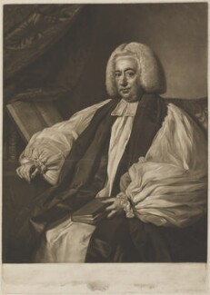 William Markham, by Unknown artist - NPG D14791