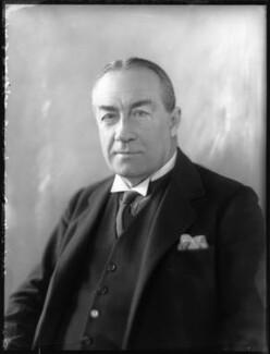Stanley Baldwin, 1st Earl Baldwin, by Bassano Ltd - NPG x81178