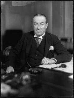 Stanley Baldwin, 1st Earl Baldwin, by Bassano Ltd - NPG x81179
